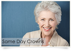 same day cerec crowns